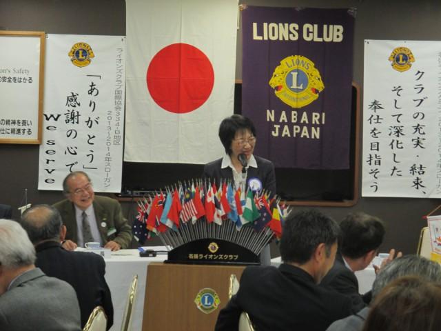 名張市健康福祉部 地域包括支援センター長 田中明子さま